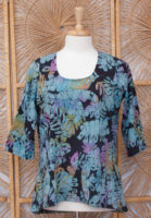 "NEW! Su Placer Hi-Lo ""Monica"" Tunic"