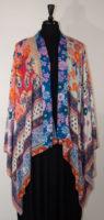 Summertime Print Kimono by Shana