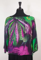Sparkly Silk Topper by Simply Silk