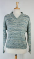 """Aria"" Wool Blend Sweater by Maude Vivante (2 colors)"