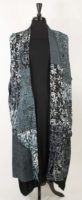 Wild Woman - One Size Long Vest