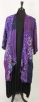 Wild Woman One Size Patchwork Kimono (4 New Colors)