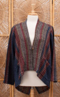 """Ava"" Cutaway Jacket by Yasuko Kurisaka"