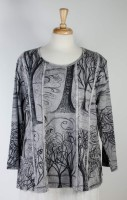 A People United, Mary Blouse (4 colors)