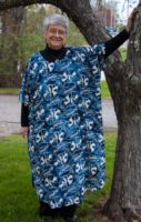 Bali Batiks - Long Caftan (5 Colors)