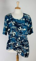 Bali Batiks Tunic with Short Sleeves (2 Colors)