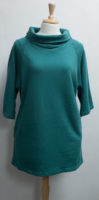 FLEECE Tunic Organic Cotton and Bamboo by bryn Walker (2 colors)