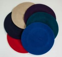 Parkhurst Wool Berets - 6 colors