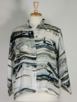 bryn Walker - Danuta Jacket Stone Print