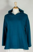 bryn Walker - Organic Cotton & Bamboo Hooded Shirt (5 colors)
