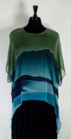 Cocoon House - Silk Topper - Serenity