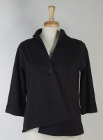 Comfy USA, California Jacket - Black