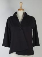 Comfy USA, California Jacket - Black