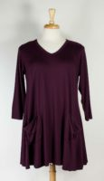 Comfy USA - Amy Modal Tunic (2 Colors)