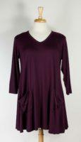 Comfy USA - Amy Modal Tunic (2 Colors)