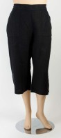 Flax Crop Pant (2 Colors)