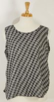 Flax - Select Tank - Coal Dot