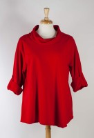 Focus, French Terry Pullover Tunic (7 Colors)
