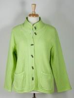 Focus Mandarin Collar Jacket (3 Colors)
