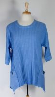 Focus 3/4 Sleeve Tunic (2 Colors)