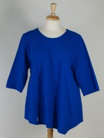 Focus Seersucker Tunic Pullover (6 Colors)