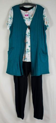Parsley & Sage REVERSIBLE Vest - Originally $59.95 then $36. . . NOW $18 Fresh Produce T-Shirt Originally - $59.95 then $40. . . NOW $20 bryn Walker Pants Originally - $74.95 then $50. . . NOW $25