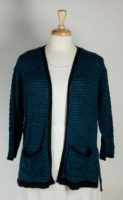 LA Blend - Open Cardigan Sweater with Pocket