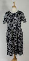 La Cera Short Sleeve Cotton Knit Dress (3 Colors)