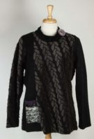 Lee Andersen - French Braid Sweater