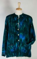 Maggie B - Longer Reversible Jacket with Pockets (2 Colors)