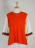 Margaret Winters 3 Button Pullover