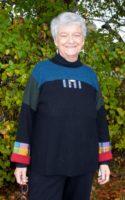 Margaret Winters - REVERSIBLE Flutter Sweater (2 Colors)