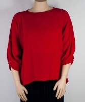 Oh My Gauze, Loraine Pullover Top (5 Colors)