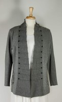 Parsley & Sage Layla Pleat Jacket