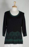 Parsley & Sage Pullover Sweater (2 Colors)