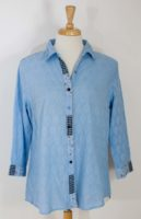 Parsley & Sage - Chambray  Ivy Shirt
