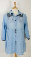 Parsley & Sage - Chambray Ivy Tunic