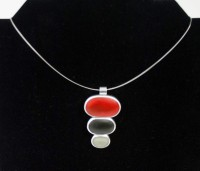 Origin Jewelry - Red, Black, White