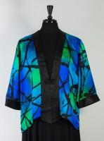 Simply Silk Frog Closure Jacket (3 Colors)