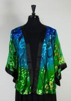Simply Silk Open Jacket (2 Colors)