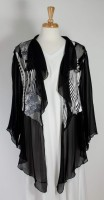 Simply Silk Burnout Jacket