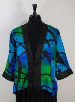 Simply Silk Chinese Frog Closure Jacket #4
