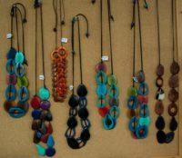 Amor a la Vida - Tagua Nut Necklaces