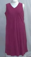 Tianello, Tencel Erika Bias Tank Dress (6 colors)