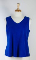 Tianello Tencel Bias Cut Erica Tank (2 Colors)