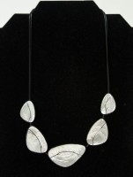 Origin Jewelry - White Branch Necklace