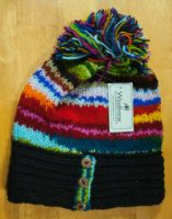 Windhorse - Multi-color 3 Button Hat