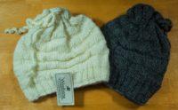 Windhorse - Wool, Fleece-lined Open Top Hat (2 Colors)
