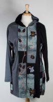 Windhorse - Hooded Patchwork Jacket