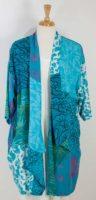 Wild Woman One Size Patchwork Kimono (6 Colors)